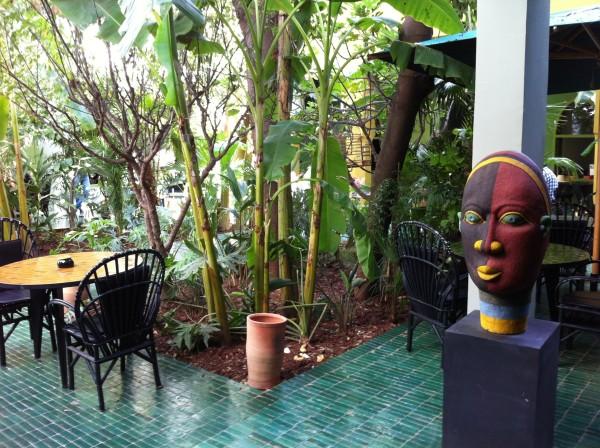 1-semaine-a-marrakech-maroc-restaurant-jardin