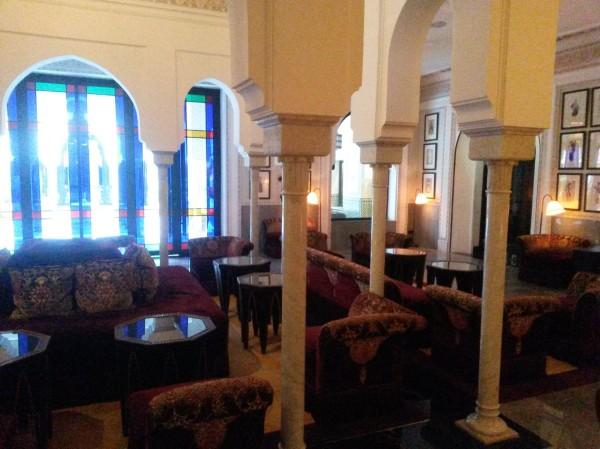 1-semaine-a-marrakech-maroc-thé-hôtel-mamounia