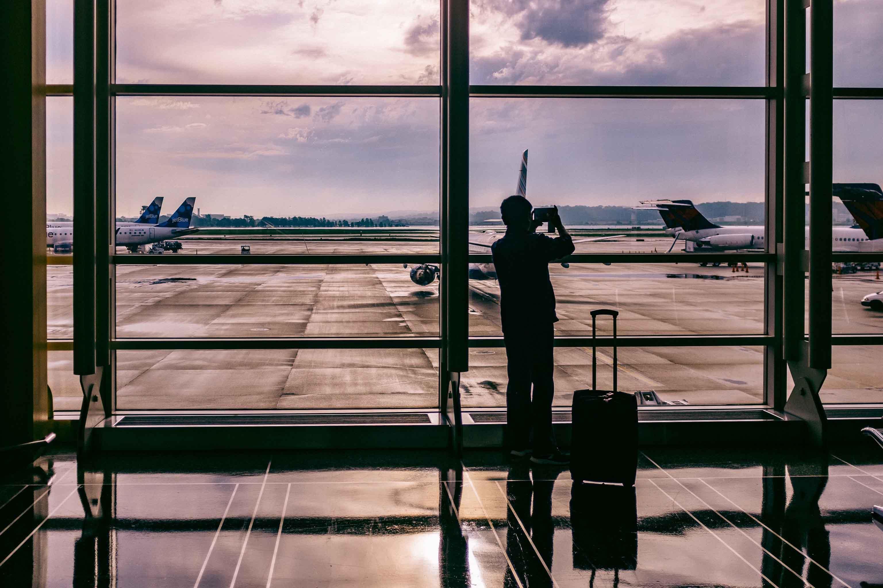 Valise-aéroport-Rome